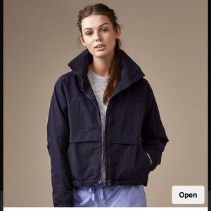 Lululemon Cropped Rain Coat